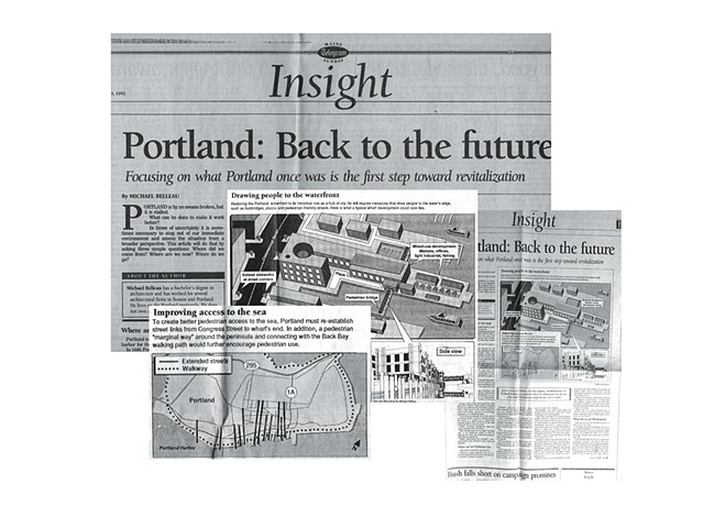 """Portland: Back to the Future"""