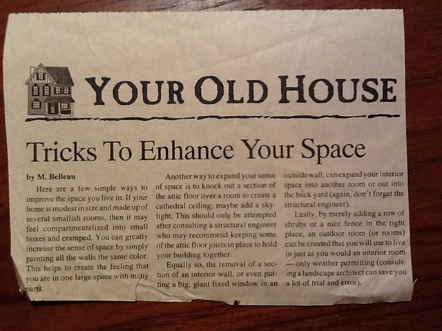 """Tricks To Enhance Your Space"""