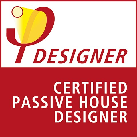 Internationally Certified Passive House Designer