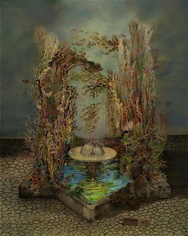 Deep Water (Fountain)