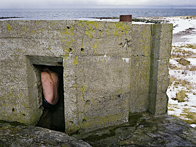 Shawn Bitters Photography Denmark Hirsholm stones ancestry Danish Council of Artists German Bunker WWII