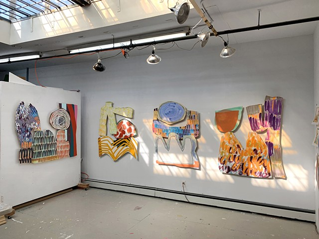 Studio shot from April 2019