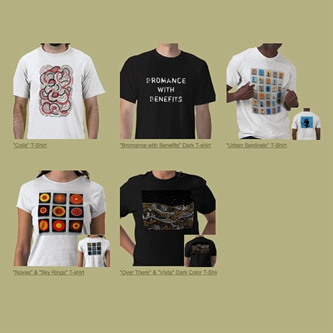 T-SHIRTS Assortment 4