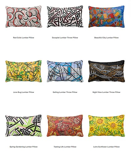 Throw Pillows 3