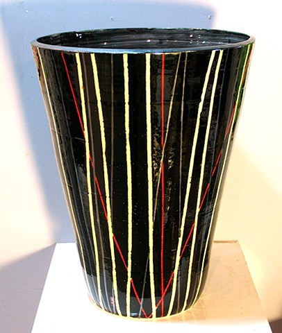 SOLD Night Vase