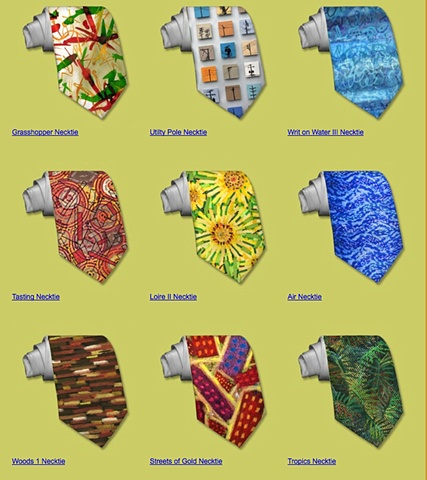 NECKTIES assortment 1