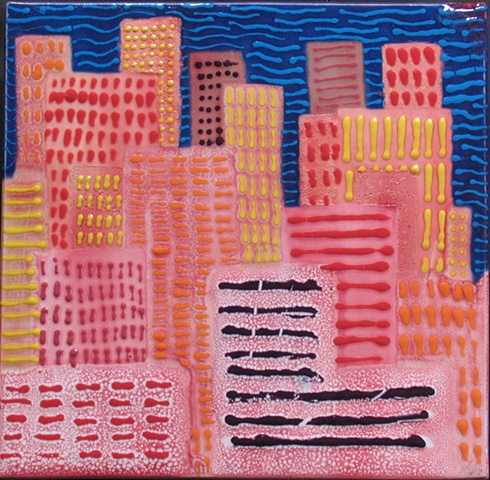 SOLD Cityscape III