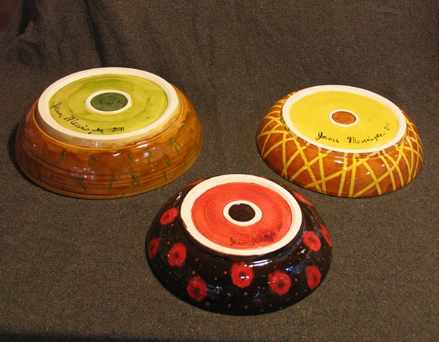 SOLD Bowl Assortment A (bottoms)