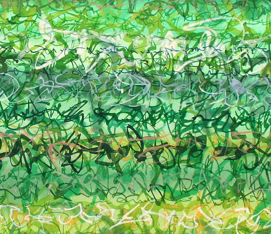 Language of Grass - detail
