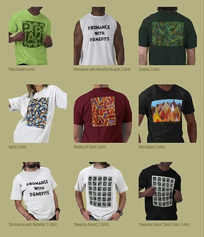 T-SHIRTS Assortment 3