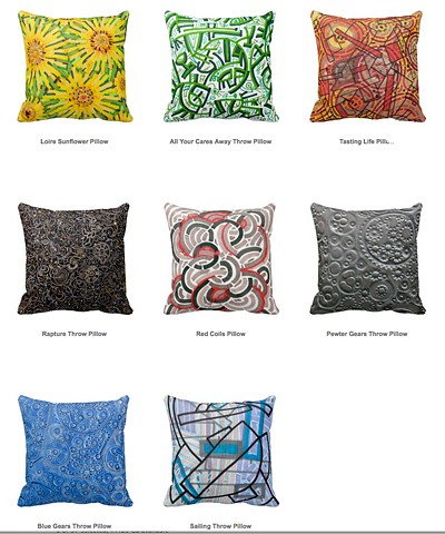 Throw Pillows 2