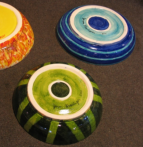 SOLD Bowl Assortment B (bottoms)