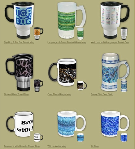 Coffee Cups Assortment 1