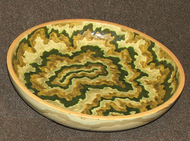 SOLD Topography Bowl