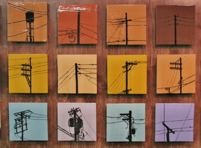 SOLD - Twelve Urban Sentinels