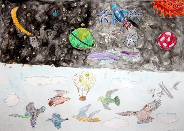 GIGANTIC, IT'S BIG, BIG, BIG!!! detail art 2012  |https://www.facebook.com/airsweetair23|FB page|