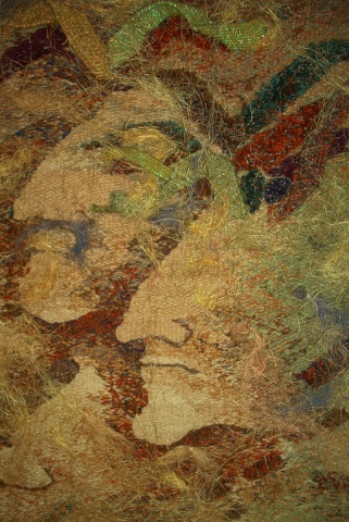 details of the faces