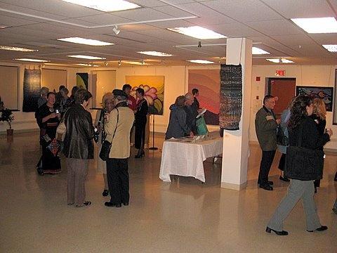 Openning reception