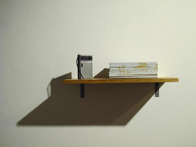 Radio Shelf
