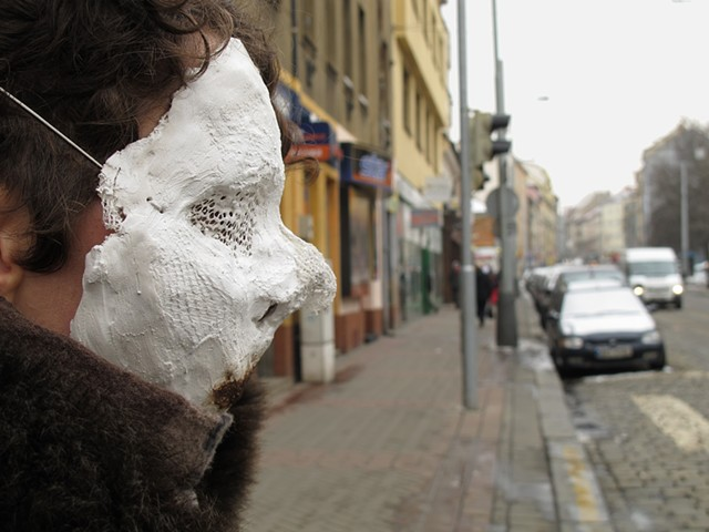 Shit Mouth, [Prague] Masks, 2013