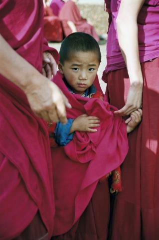 Xiahe, China