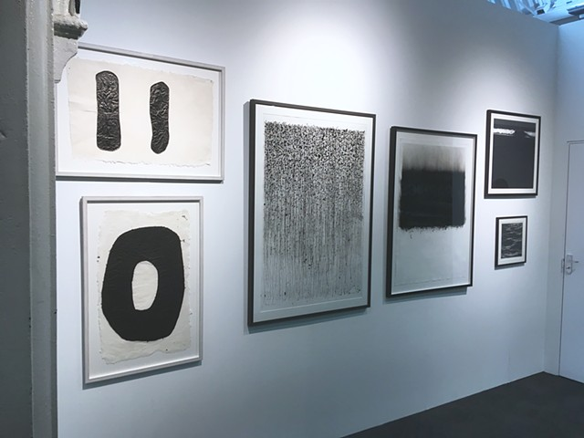 London Art Fair (The Drawing Works) 2019