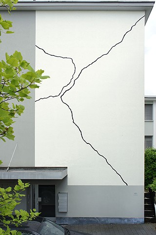 Wall Painting, 2004  Thalwil, Switzerland