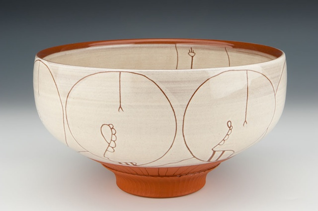 """""""Consumers II"""" (bowl), view 1"""