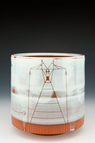 """""""Electric Army"""" (cup), view 2"""