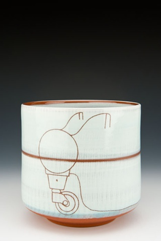 """Plug Puller"" (cup), view 2"