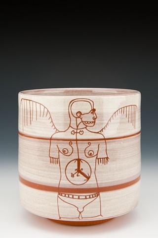 """Useless Light"" (cups), view 1"