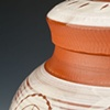 """Medicine Man"" (lidded jar), view 4"