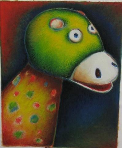 Finger Puppet - 1