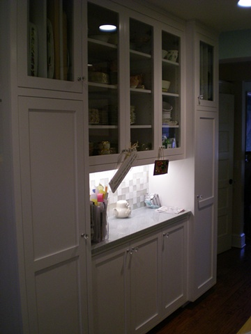 Storage unit in Kitchen