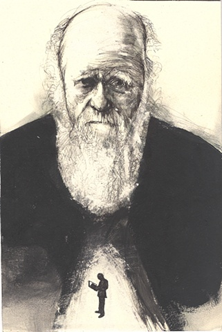 Illustration for Charles Darwin