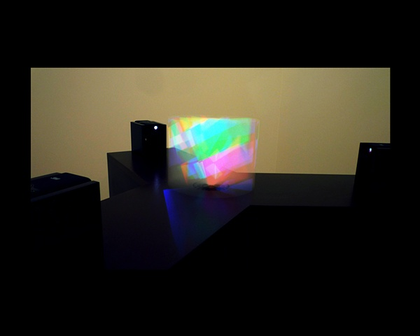 NTSC Ghost (detail)