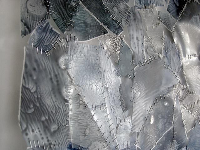 Pleiades (detail of side)