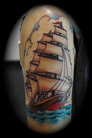 sailor jerry ship