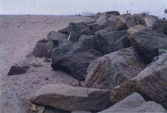 Dear Rock-side Hueneme Beach,