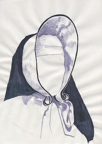 Nun (Laura Antonelli in All' Onorevole Piacciono Le Donne)