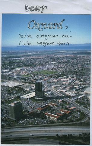 Dear Oxnard