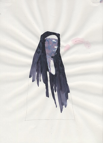 Nun (Lolly Madonna on the Cover of The Deviants Album)