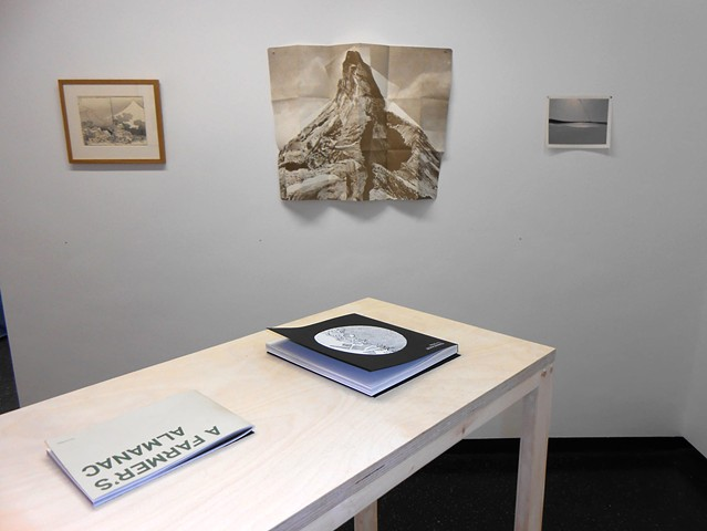 PrintMare installation view
