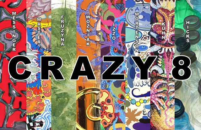 2007 Crazy 8 Art Show Press Release