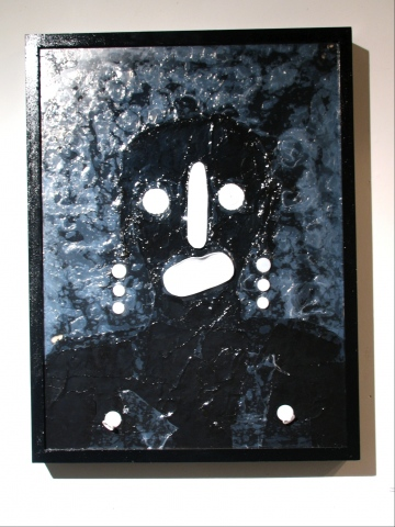 SOLD - White Face