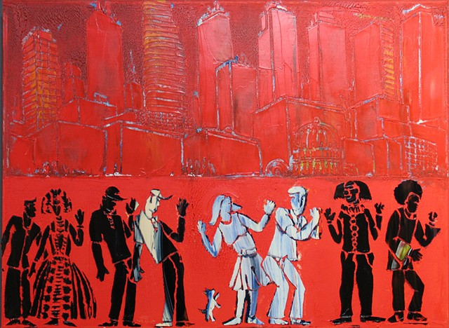 SOLD Urban Dancers