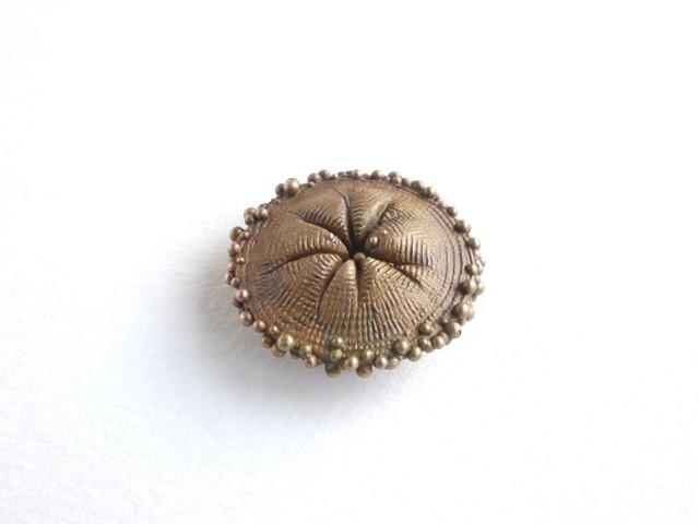 puckered coin
