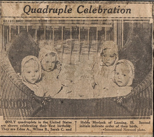 Morlok quadruplets davidruhlman david ruhlman twins and twins Quadruple Celebration