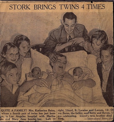 davidruhlman david ruhlman twins and twins stork brings twins 4 times