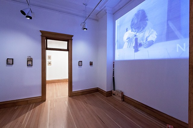 Image of Video and exhibit